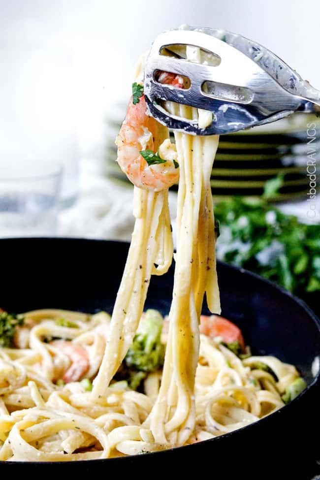 roasted-shrimp-broccoli-fettuccine-alfredo